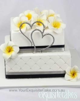 Formal Wedding Cakes