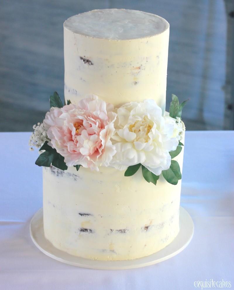 Naked, Rustic, Homestyle Celebration Cakes