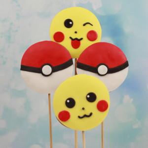 Cookie Pops  Pokamon
