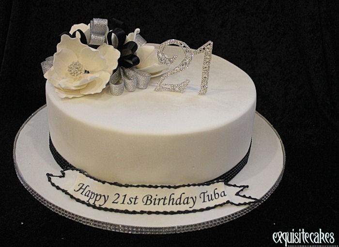 Exquisite St Birthday Cakes