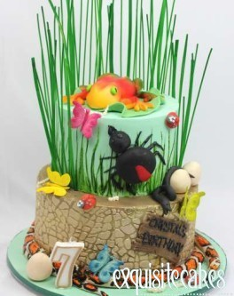 Strange Childrens Birthday Cakes For Girls And Boys Personalised Birthday Cards Xaembasilily Jamesorg