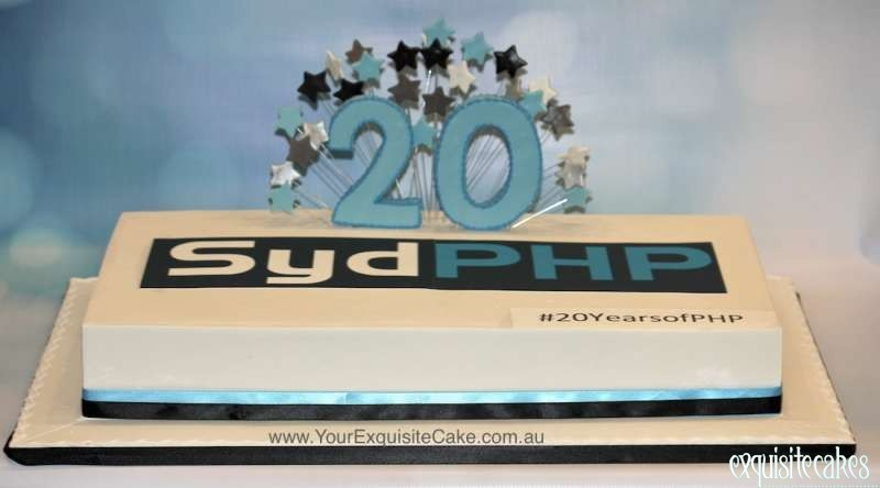 Corporate Cakes With Corporate Logo Special Event Cakes