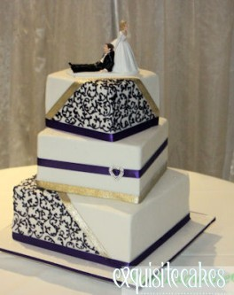 Formal Wedding Cakes Exquisite Cakes Sydney