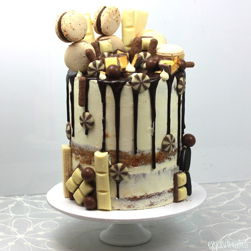Trending Are Drizzle And Drip Cakes Popular Now In Sydney