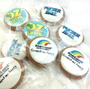 Instant Lotteries and OZ lotto promotional cookies